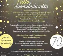HELLO 2018 – VILLA ASQUER – DOMENICA 31 DICEMBRE 2017