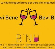 BINU 2017 – ORISTANO – 8-9-10 DICEMBRE 2017