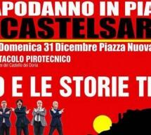 CAPODANNO 2018 A CASTELSARDO CON ELIO E LE STORIE TESE
