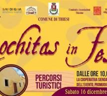 ROCHITAS IN FESTA – THIESI – SABATO 16 DICEMBRE 2017