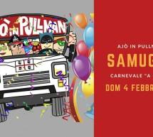 AJO' IN PULLMAN A…MAIMONE – CARRASEGARE SAMUGHESU – DOMENICA 4 FEBBRAIO 2018