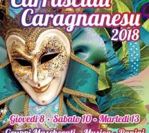 CARRASCIALI CARAGNANESU – CALANGIANUS – 8-10-14 FEBBRAIO 2018