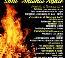 FESTA DI SANT'ANTONIO ABATE – CASTELSARDO – 16-17 GENNAIO 2018