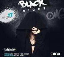 BLACK NIGHT – COCO DISCOCLUBBING – CAGLIARI – SABATO 27 GENNAIO 2018