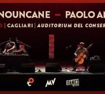 IOSONOUNCANE – PAOLO ANGELI – AUDITORIUM CONSERVATORIO – CAGLIARI – SABATO 17 MARZO 2018