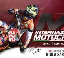 INTERNAZIONALI MOTOCROSS 2018 – RIOLA SARDO – DOMENICA 4 FEBBRAIO 2018