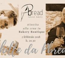 CENA CON ACHILLE PINNA – PBREAD – CAGLIARI – VENERDI 2 FEBBRAIO 2018
