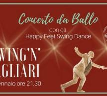SWING'N' CAGLIARI – BFLAT – CAGLIARI – VENERDI 19 GENNAIO 2018