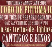 CANTIGOS E BINOS- POZZOMAGGIORE – SABATO 3 FEBBRAIO 2018