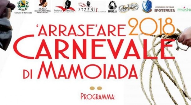 CARRASECARE 2018 – CARNEVALE A MAMOIADA – 27 GENNAIO – 17 FEBBRAIO 2018
