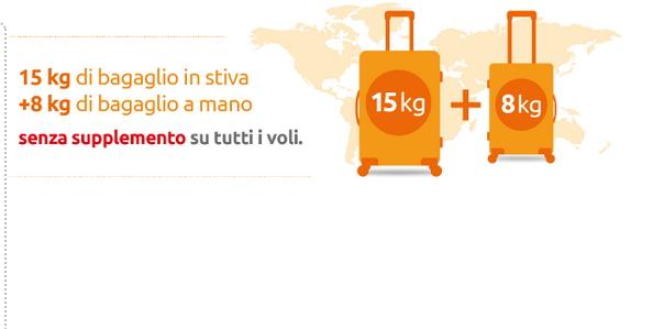 smartwings bagaglio