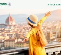 20% SCONTO PER VIAGGIARE IN ITALIA CON ALITALIA