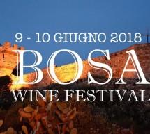 BOSA WINE FESTIVAL – BOSA – 9-10 GIUGNO 2018