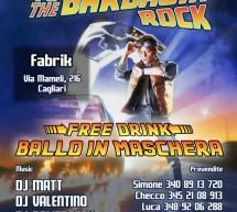 FREE DRINK IN MASCHERA – FABRIK – CAGLIARI – VENERDI 16 FEBBRAIO 2018