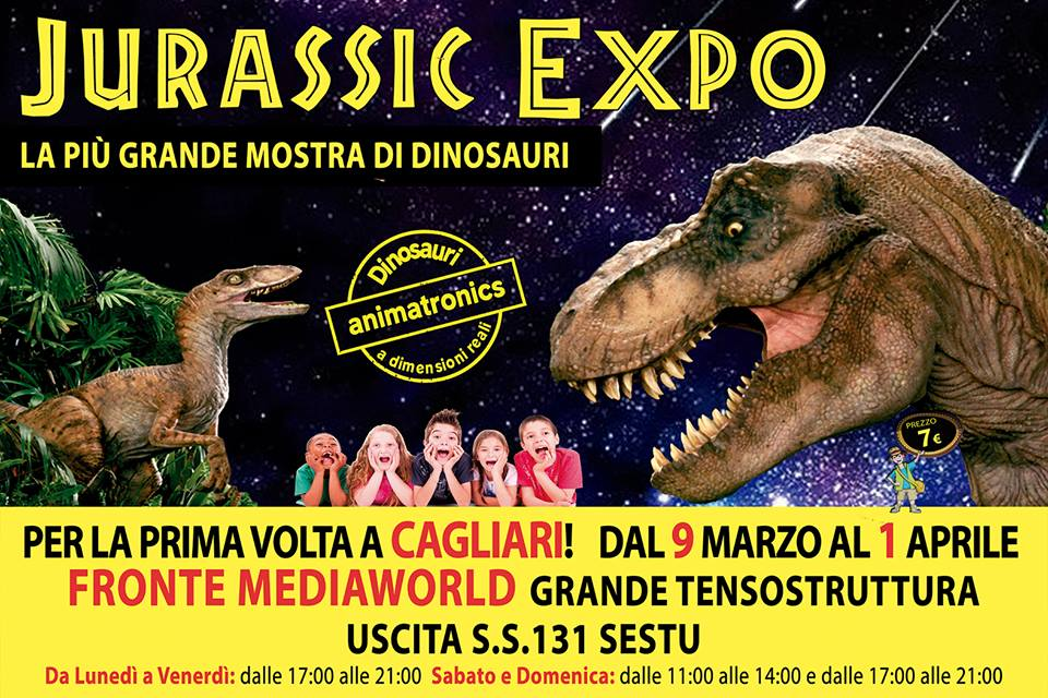 JURASSIX EXPO
