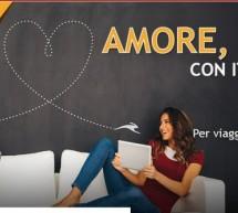 SCONTO 50% CON ITALO TRENO PER SAN VALENTINO