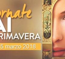 GIORNATE FAI DI PRIMAVERA IN SARDEGNA – 24-25 MARZO 2018