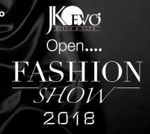 OPEN FASHION SHOW – JKO EVO' – CAGLIARI – SABATO 24 FEBBRAIO 2018