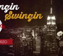 SINGIN SWINGIN – JAZZINO – CAGLIARI – SABATO 17 MARZO 2018