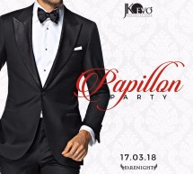 PAPILLON PARTY – JKO EVO' – CAGLIARI – SABATO 17 MARZO 2018