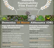 SAGRA DELLE ERBE SELVATICHE & SANDALIA SUSTAINABILITY FESTIVAL – ABBASANTA- DOMENICA 18 MARZO 2018