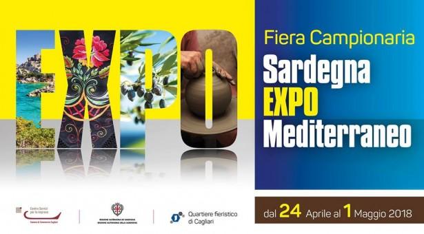 SARDEGNA EXPO – FIERA CAMPIONARIA – CAGLIARI – 24 APRILE – 1 MAGGIO 2018