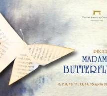 MADAMA BUTTERFLY – TEATRO LIRICO – CAGLIARI – 6-15 APRILE 2018