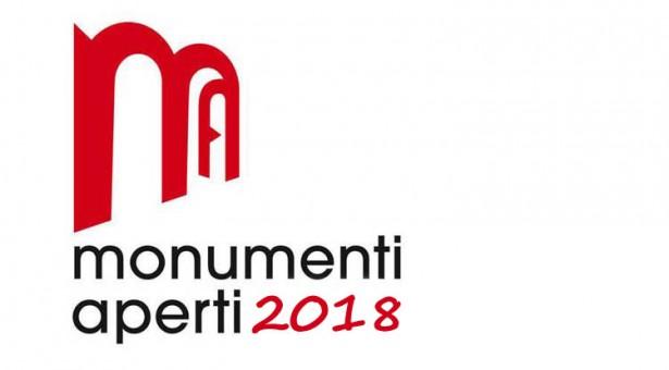 MONUMENTI APERTI 2018 – CALENDARIO COMPLETO – 14 APRILE – 3 GIUGNO 2018