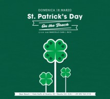 ST PATRICK DAY – BEER BEACH – QUARTU SANT'ELENA – DOMENICA 18 MARZO 2018