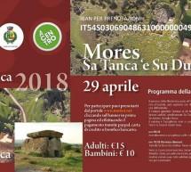 FESTA DELLA CIVILTA' NURAGICA – MORES – DOMENICA 29 APRILE 2018