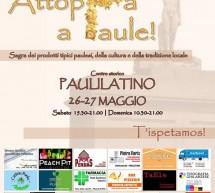ATTOPPA A PAULE – PAULILATINO – 26-27 MAGGIO 2018