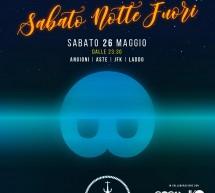 SABATO NOTTE FUORI – BEER BEACH -QUARTU SANT'ELENA – SABATO 26 MAGGIO 2018