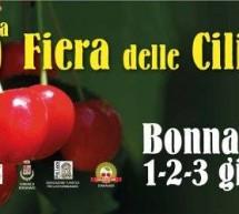 30° FIERA DELLE CILIEGIE – BONNANARO – 1-2-3 GIUGNO 2018