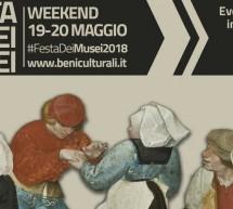 FESTA DEI MUSEI IN SARDEGNA – 19-20 MAGGIO 2018