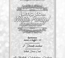 JUMP TO…WHITE PARTY! – LA PAILLOTE – CAGLIARI – VENERDI 29 GIUGNO 2018