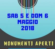 MONUMENTI APERTI 2018 AL CONSERVATORIO – CAGLIARI – 5-6 MAGGIO 2018