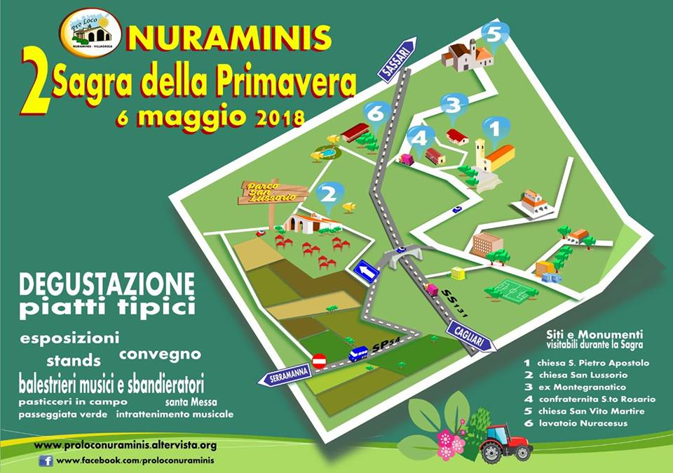NURAMINIS MAPPA