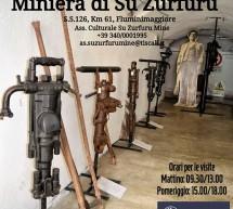 ESCURSIONE ALLA MINIERA DI SU ZURFURU – 26-27 MAGGIO 2018