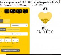 UN MILIONE DI VOLI A PARTIRE DA 29,99 € CON VUELING
