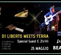 DILIBERTO meets FERRA – BFLAT – CAGLIARI – VENERDI 25 MAGGIO 2018