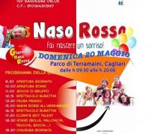 GIORNATA NAZIONALE DEL NASO ROSSO – CAGLIARI – DOMENICA 20 MAGGIO 2018
