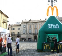 McDONALD JOB TOUR ARRIVA AD OLBIA IL 17 GIUGNO 2018 – COME CANDIDARSI ON LINE