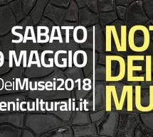 LA NOTTE DEI MUSEI IN SARDEGNA – SABATO 19 MAGGIO 2018