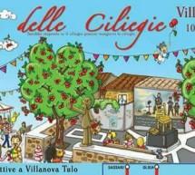SAGRA DELLE CILIEGIE – VILLANOVA TULO – DOMENICA 10 GIUGNO 2018