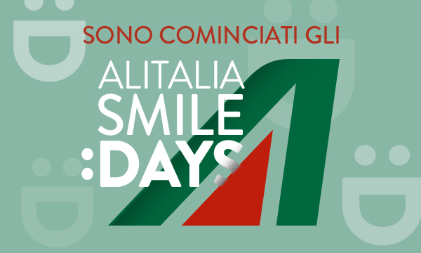 ALITALIA SMILE DAYS