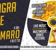 SAGRA DELLE BIRRE ARTIGIANALI E DEL CALAMARO FRITTO – SANTA GIUSTA- VENERDI 29 GIUGNO 2018