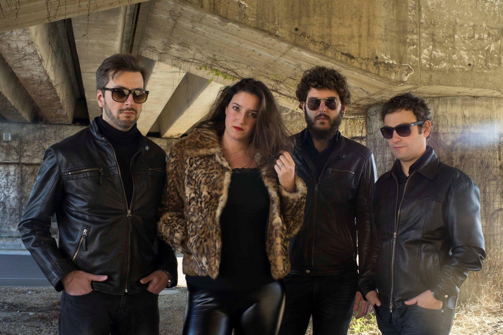 Bad-Blues-Quartet-by-Emanuela-Meloni