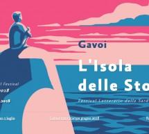 L'ISOLA DELLE STORIE -FESTIVAL LETTERARIO – GAVOI – 28 GIUGNO -1 LUGLIO 2018