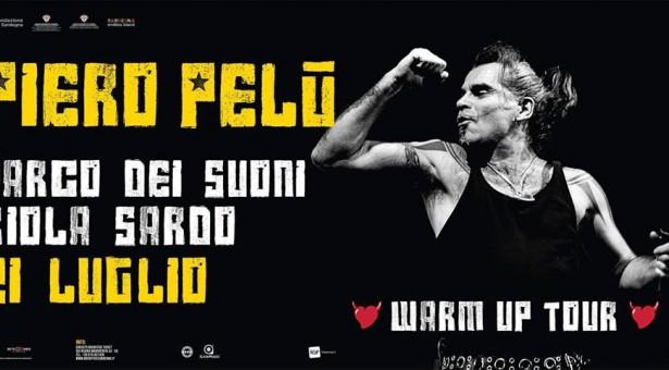 PIERO PELU' – PARCO DEI SUONI- RIOLA SARDO -SABATO 21 LUGLIO 2018