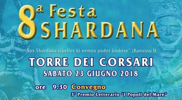 8° FESTA SHARDANA – LACONI – DOMENICA 23 GIUGNO 2018